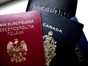 paszport polski i inne