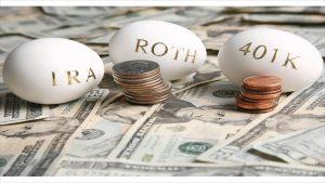 IRA 401(k) emerytury